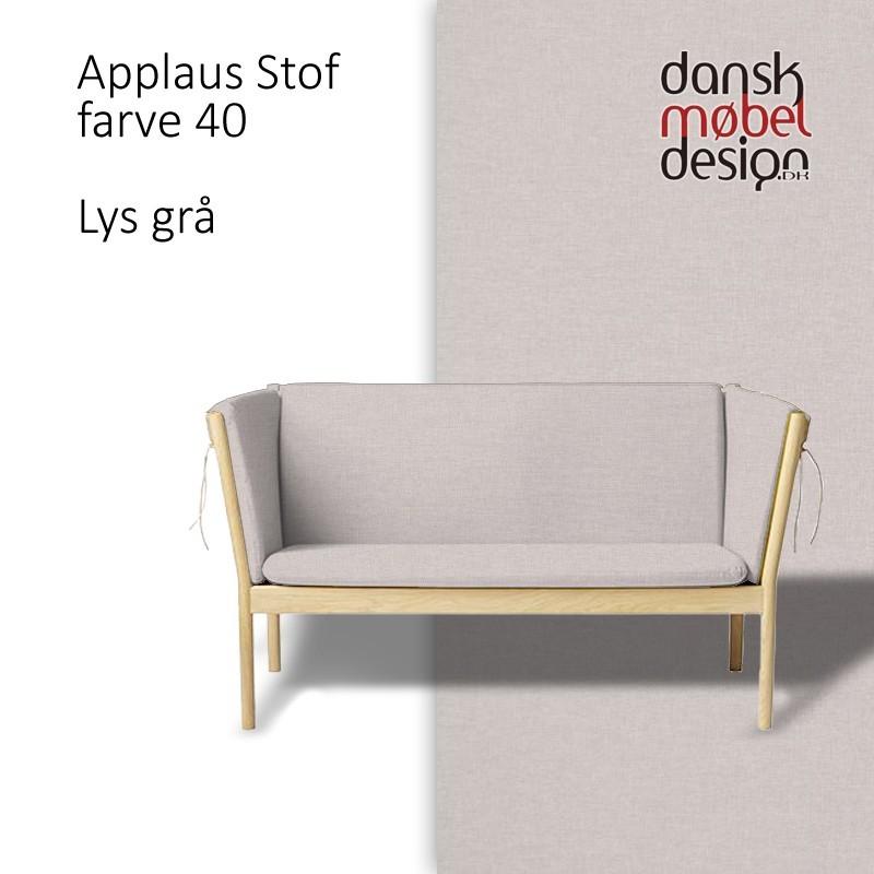 Hynder til 2-pers sofa Erik Ole Jørgensen J148, Applaus Stof