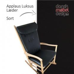 J16 hynder sæde, ryg og nakkepude i Applaus Læder