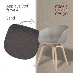 Hynder til Hay About a Chair, Applaus Stof